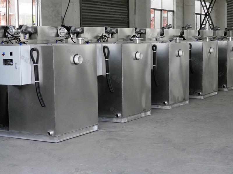 工廠無異味隔油提升設備品牌定制