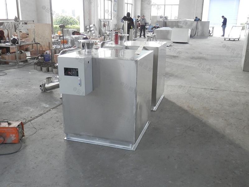 工業園區三級一體化隔油提升設備種類