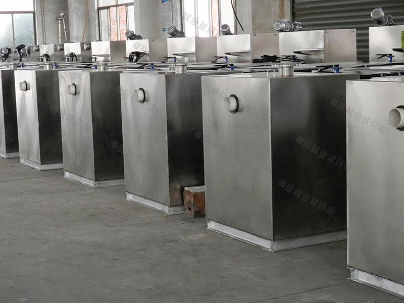 工業園區污水處理油脂分離器報價是多少