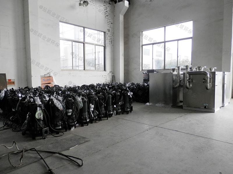 哪里有全自動溫控加熱餐廳下水油水分離池施工要求