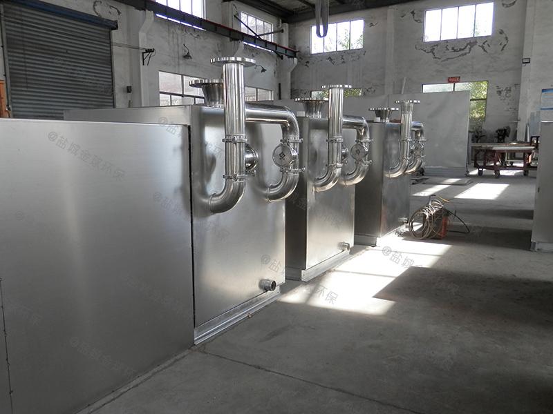 超市污水處理隔油裝置怎么安裝圖