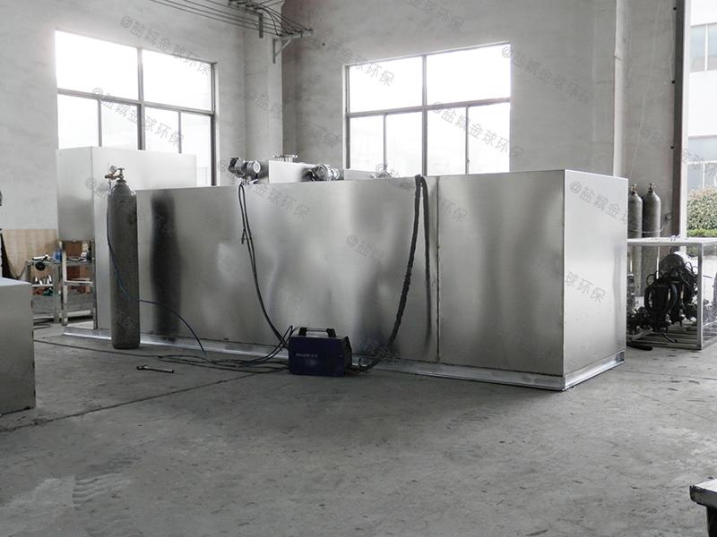 工業園區地下一體化隔油提升設備規范