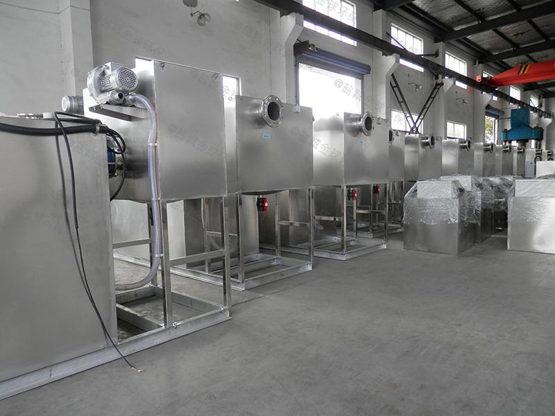 支持定做304不銹鋼板隔油器生產廠家