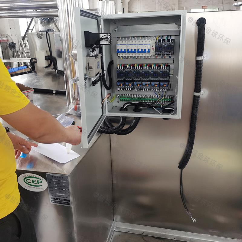 旅游景點餐飲管理隔油提升裝置生產廠家直銷