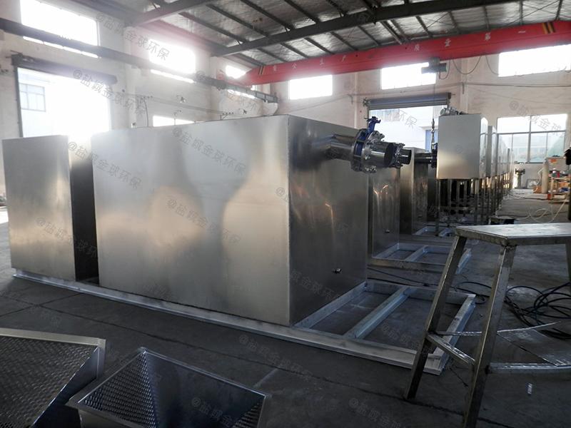 廚房廢水中型隔油提升一體化設備生產商