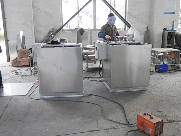 商場餐飲地面機械一體化油脂分離器生產商電話