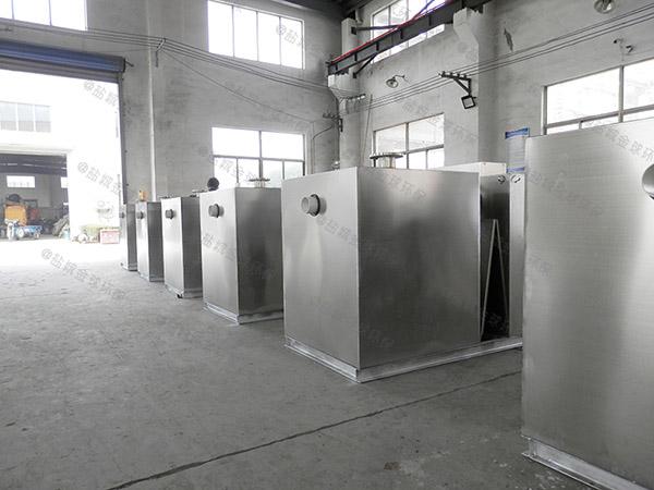 工程密閉式自動化油水分離凈化器改造價格