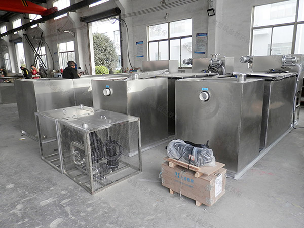 家用地面組合式隔油提升裝置改造公司