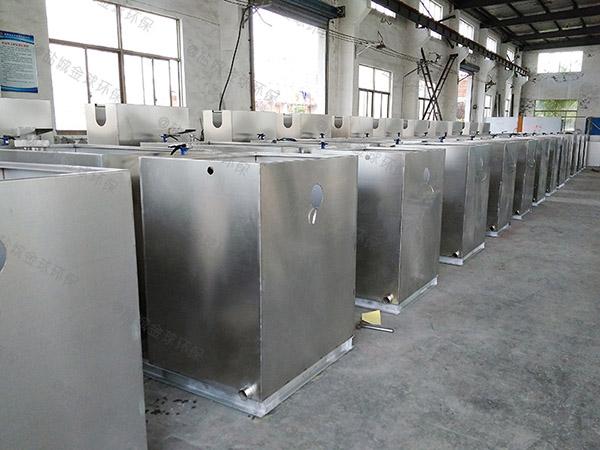 生活地面式全自動智能型一體化隔油池提升設備代加工