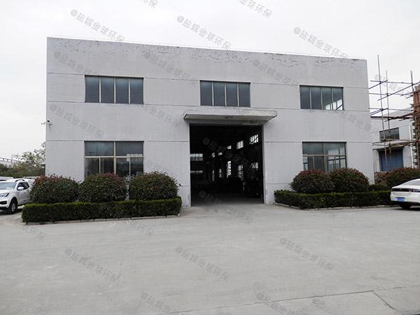 工厂食堂地埋简易一体化隔油提升装置厂家联系方式