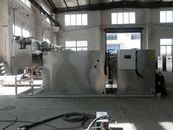 商家地埋廢水一體化隔油提升設備生產廠家