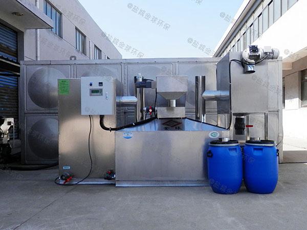 廚余地下機械油水分離器除臭市場分析
