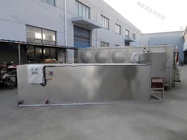 餐廚垃圾自動化油水固三相分離器行業發展