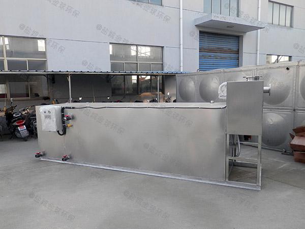 綜合體自動化油水分離與處理設備產品