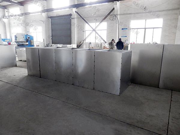 工程半自動一體化隔油提升設備生產公司