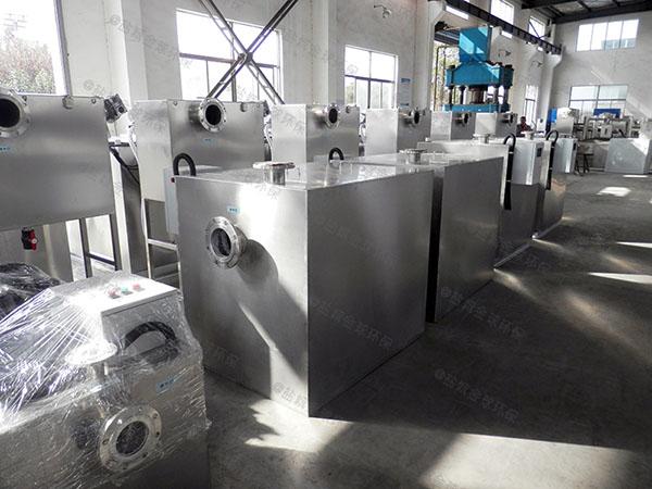 生活泔水油水過濾分離器價格型號