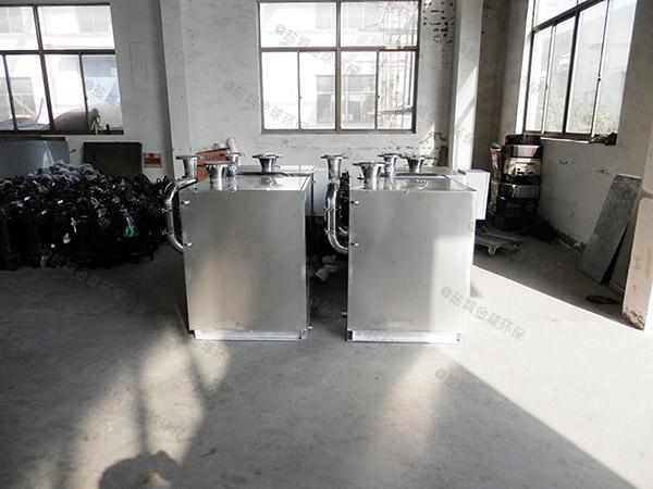 食堂用簡易油脂分離裝置設計要求