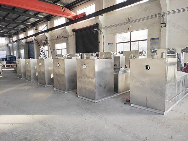 酒店地下式隔油器改造廠家