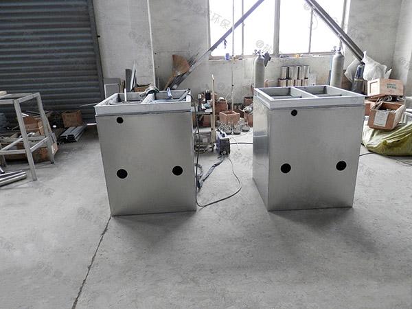 火鍋專用全自動智能型油水分離機種類