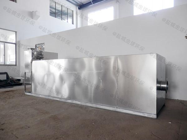 食堂用智能型含油污水處理設備圖片