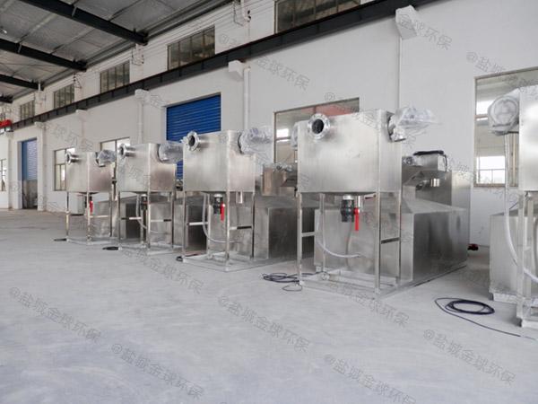 大型自動油脂分離器專營