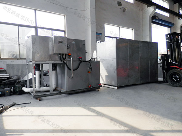 商用地下式油污水分離器產品公示目錄
