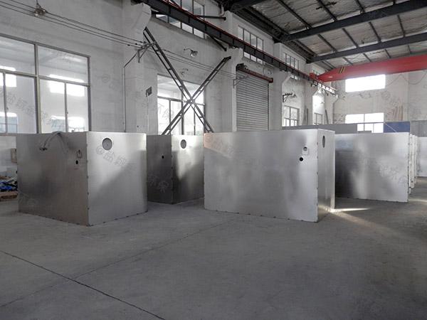 智能化戶外污水提升及隔油設備直產廠家