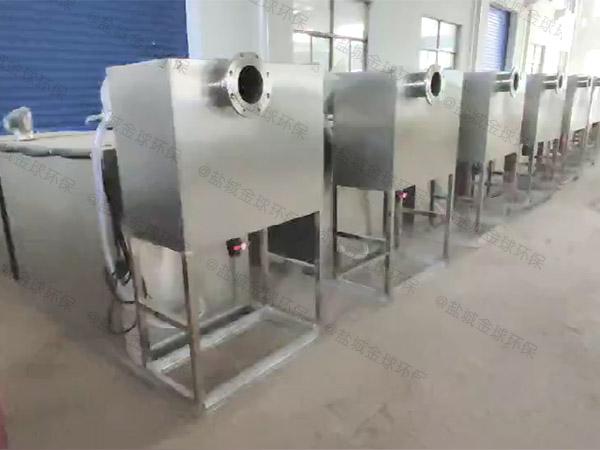 戶外室內油水過濾器的去除效率