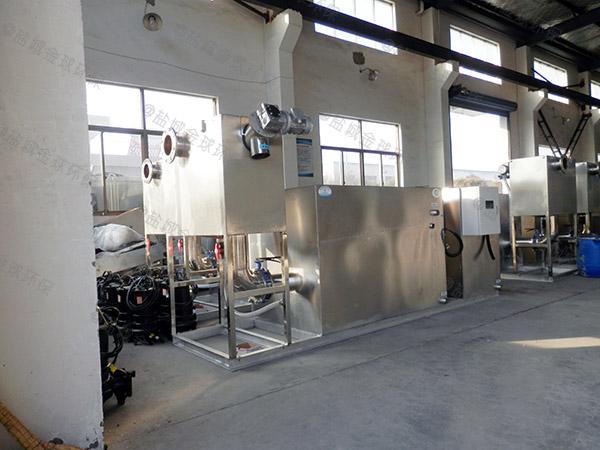簡單商家油水處理設備供貨廠商
