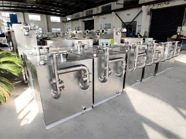 工程地埋油水渣分離器的價格