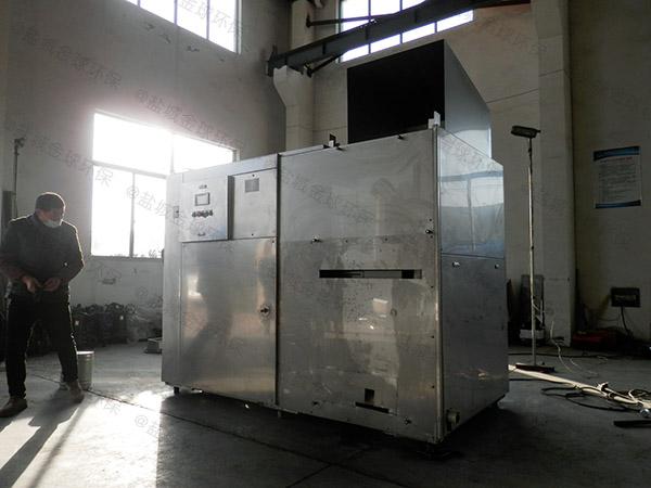 小型移動式油脂分離設備招標