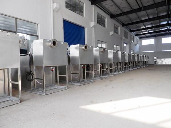 工地密閉式油水過濾器改造廠家