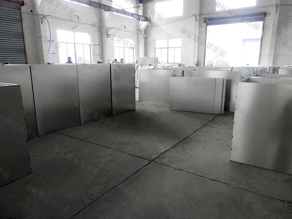 自動除渣單位食堂一體化隔油提升設備知名品牌