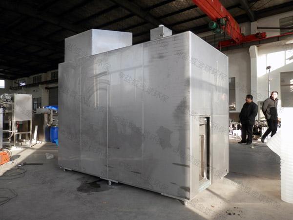 泔水機械隔油器廠家價格