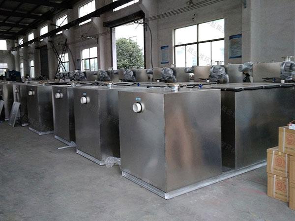 综合体大型全能型三级隔油器专业品牌