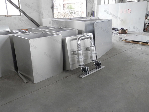 餐用中小型地埋式自动提升隔油提升一体化设备厂商