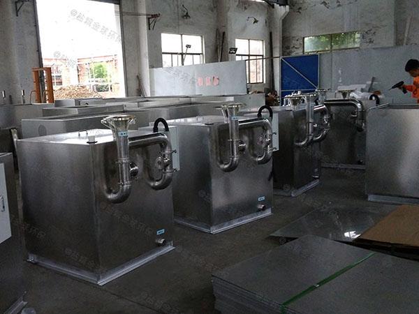 酒店地下式自动下水隔油池厂家有哪些