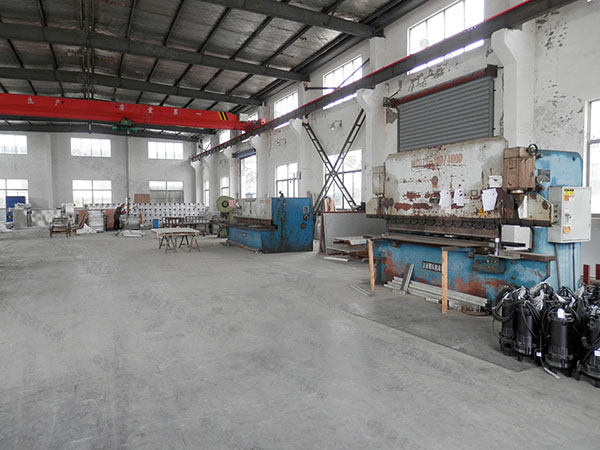 火鍋店大型地上式全能型隔油成套設備內部結構
