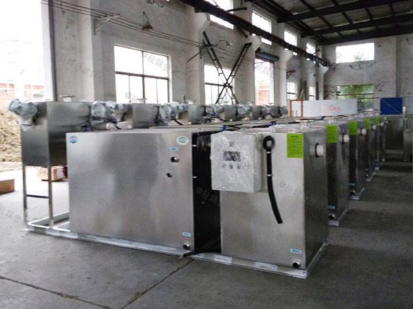 购物中心地上式中小型全能型废水隔油器改造公司