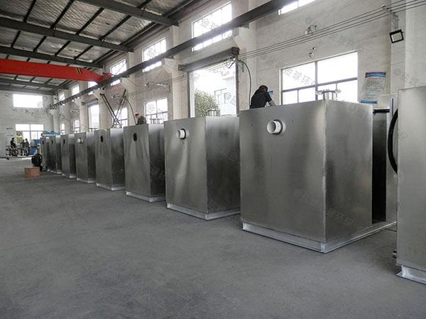 工廠食堂中小型地面無動力油水分離處置設備那里有賣的