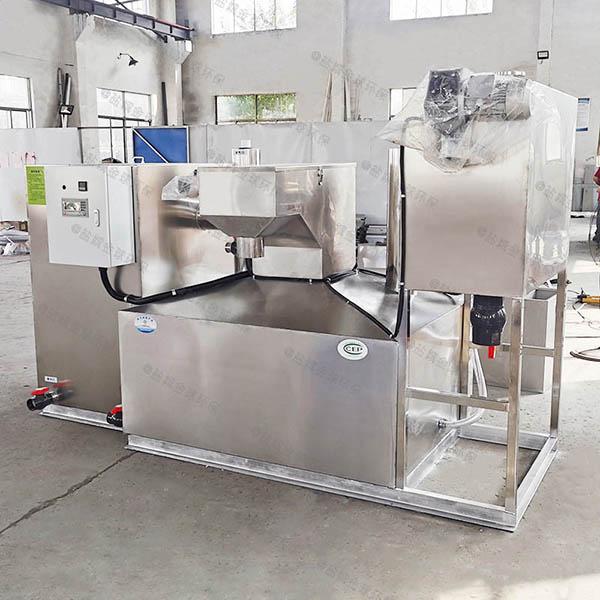 综合体地面式中小型自动提升油水分离器设备怎么解决