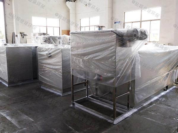 食堂埋地式除油污水处理设备属于什么类别