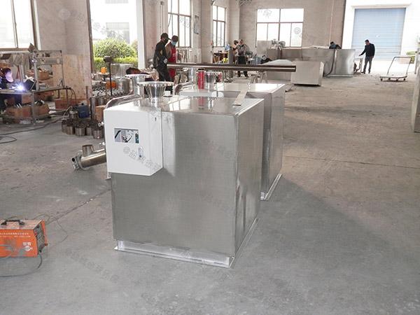商業埋地式中小型組合式一體化隔油池設備廠家在哪里