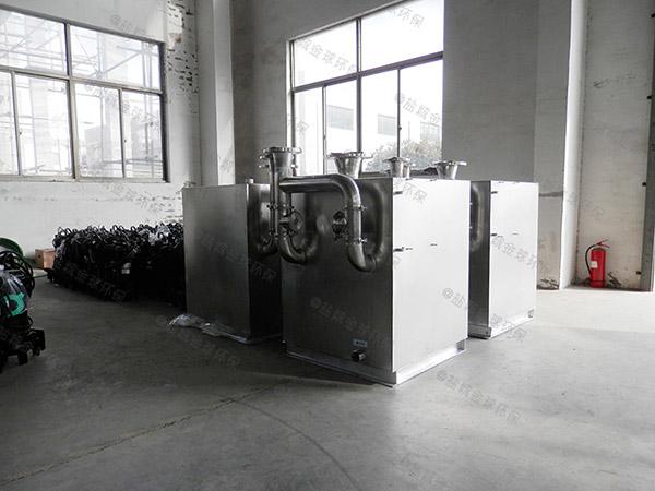 商用地面式簡易隔油提升裝置都有什么型號