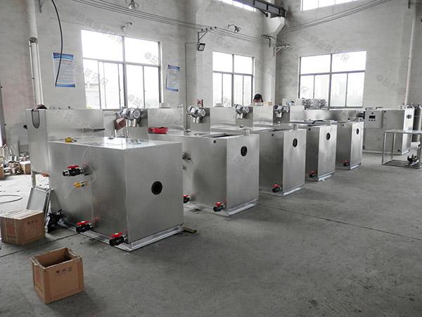居民用大多功能隔油器自動提升裝置定制