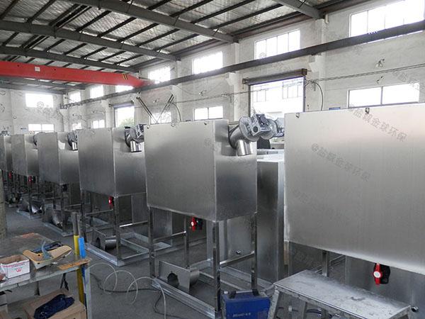 商家地下式機械污水處理設備安裝