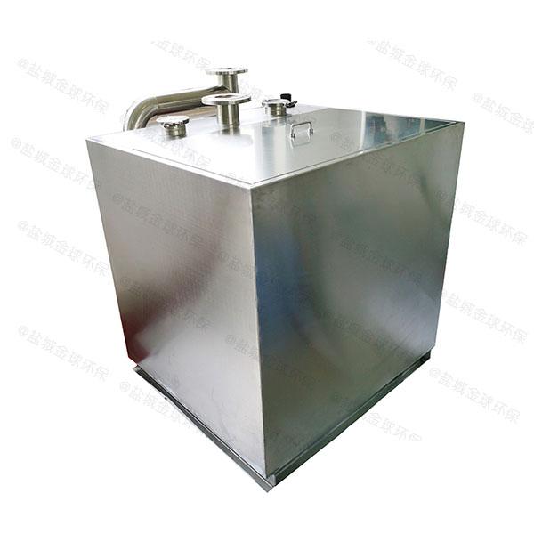卫浴间单泵污水提升器
