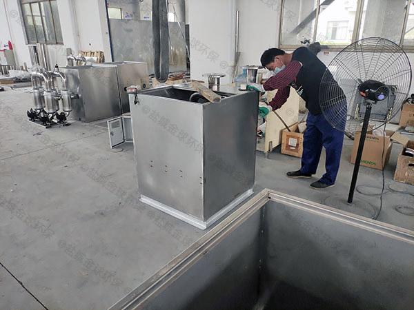 别墅地下室密闭污水处理提升器质量如何