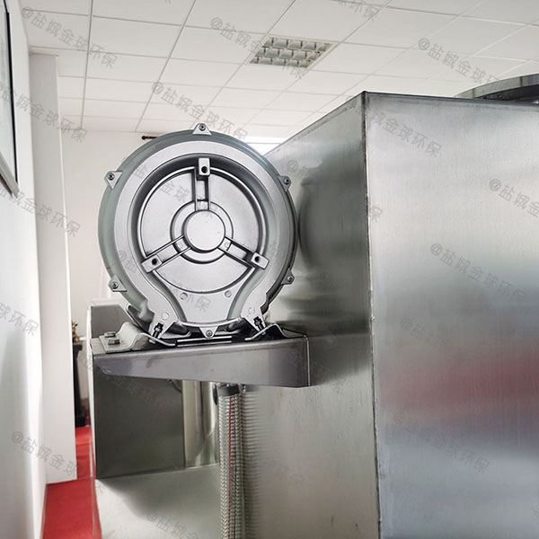 餐饮地上自动隔油分离器规定