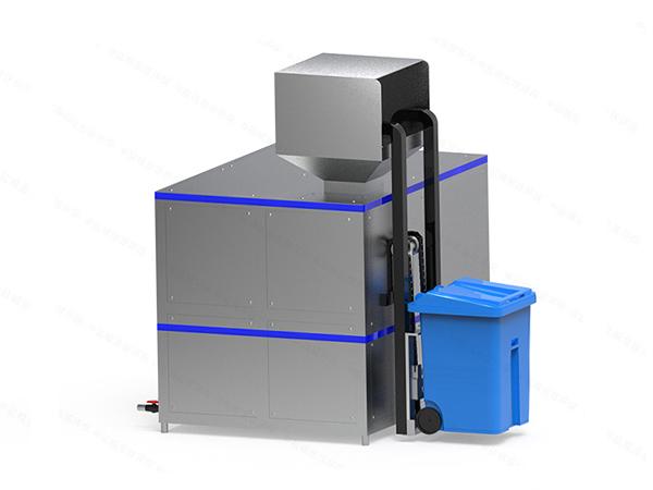 10吨智能化厨余垃圾预处理机器批发